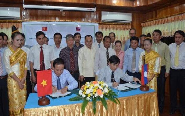 Hợp tác liên biên giới giữa VQG Phong Nha - Kẻ Bàng và Khu bảo tồn Hin Nậm Nô tỉnh Khăm Muộn nước...